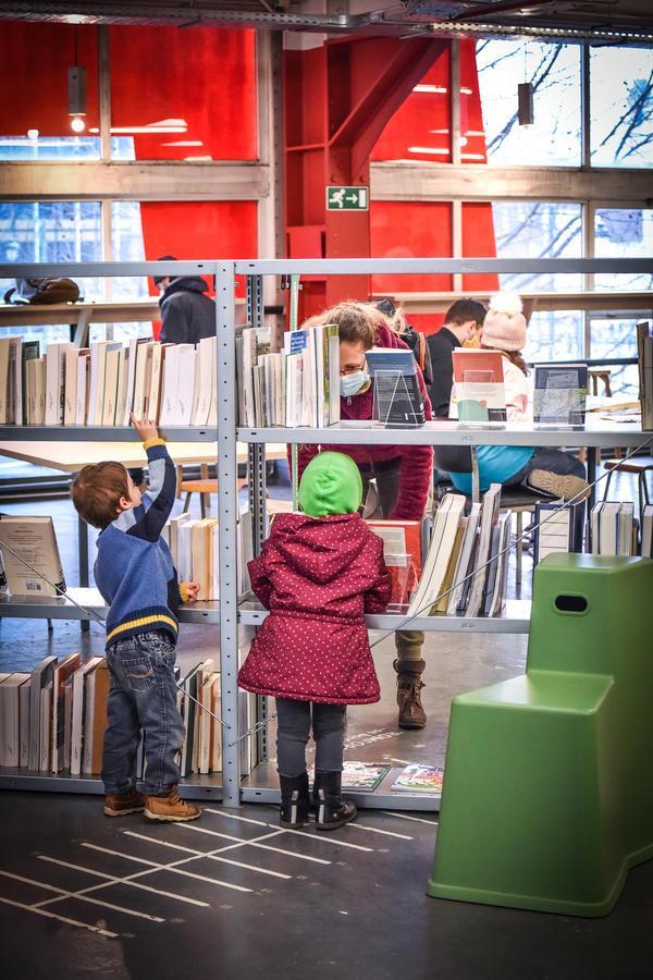 <br> © Veerle Vercauteren / Fondation-Stichting KANAL