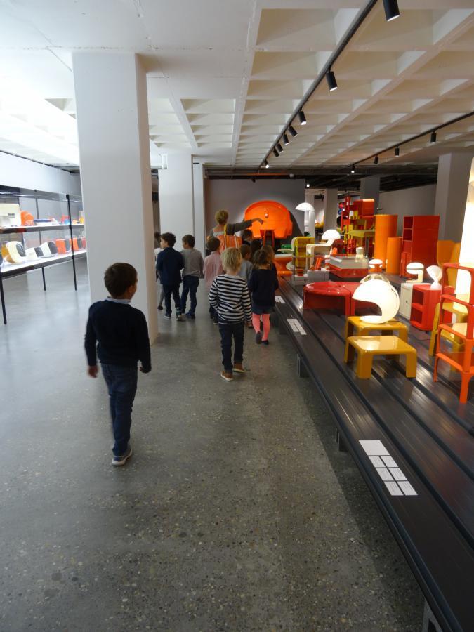 ADAM (Brussels Design Museum) + CIVA
