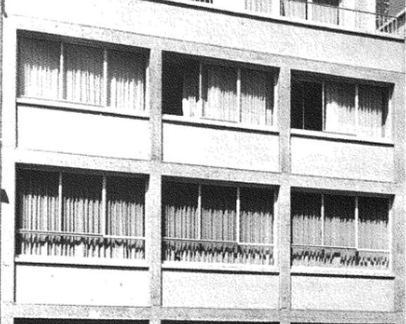 Huis Hamaide d'Odette Filipino (1955), Jules Lejeunestraat